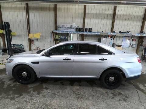 2015 Ford Taurus for sale at Alpha Auto - Mitchell in Mitchel SD