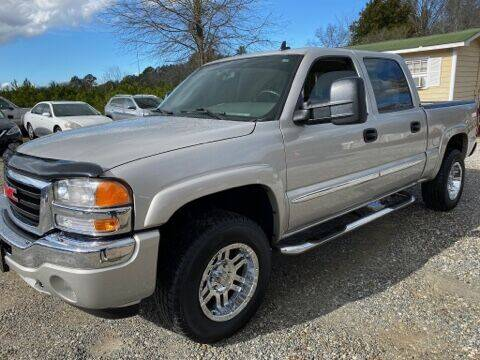 2006 GMC Sierra 1500 for sale at Marks and Son Used Cars in Athens GA