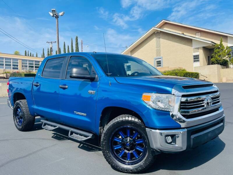 2016 Toyota Tundra for sale at Automaxx Of San Diego in Spring Valley CA