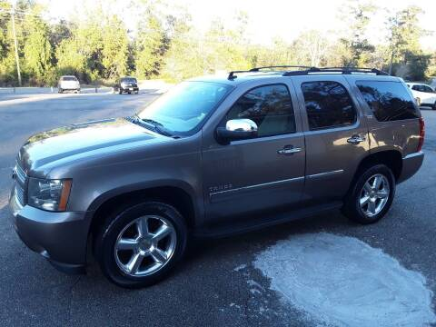 2011 Chevrolet Tahoe for sale at WALKER MOTORS LLC in Hattiesburg MS