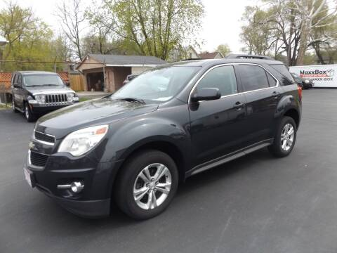 2013 Chevrolet Equinox for sale at Goodman Auto Sales in Lima OH