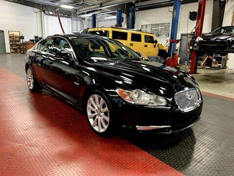 2011 Jaguar XF for sale at Weaver Motorsports Inc in Cary NC