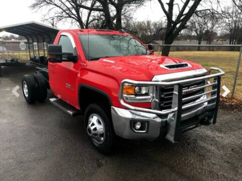 2017 GMC Sierra 3500HD for sale at KA Commercial Trucks, LLC in Dassel MN