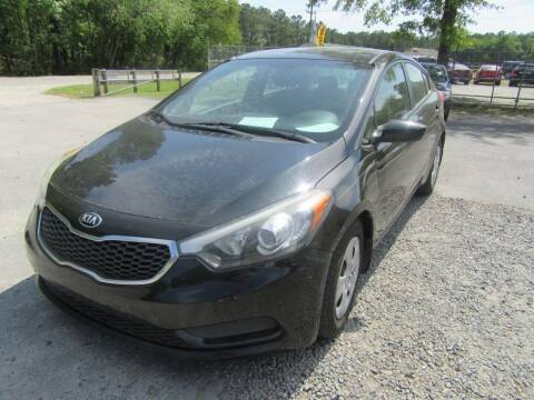 2016 Kia Forte for sale at Bullet Motors Charleston Area in Summerville SC