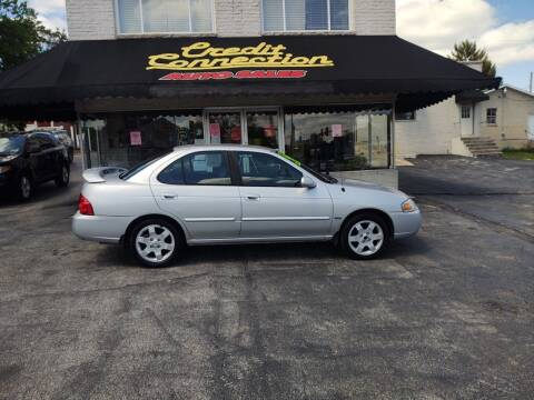 2006 Nissan Sentra for sale at Credit Connection Auto Sales Inc. YORK in York PA