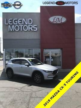 2018 Mazda CX-5 for sale at Legend Motors of Waterford - Legend Motors of Ferndale in Ferndale MI
