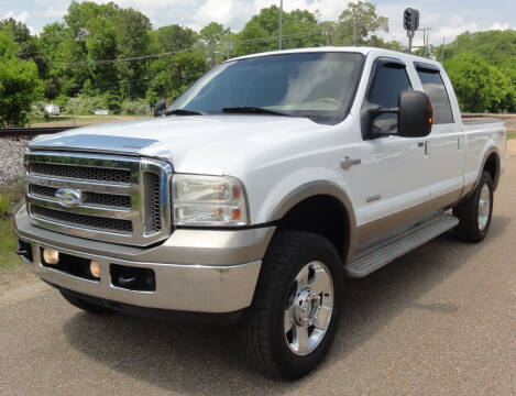 2007 Ford F-250 Super Duty for sale at JACKSON LEASE SALES & RENTALS in Jackson MS