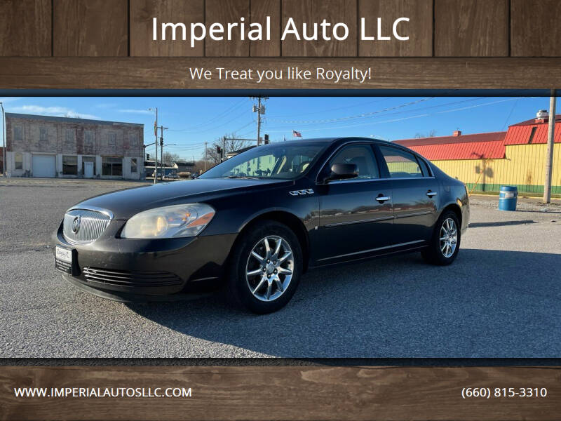 2008 Buick Lucerne for sale at Imperial Auto of Slater - Imperial Auto of Marshall in Marshall MO