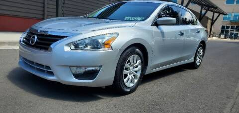 2015 Nissan Altima for sale at VIking Auto Sales LLC in Salem OR