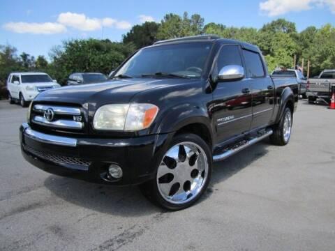 2005 Toyota Tundra for sale at Atlanta Luxury Motors Inc. in Buford GA