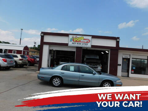 2003 Buick Park Avenue for sale at Pork Chops Truck and Auto in Cheyenne WY