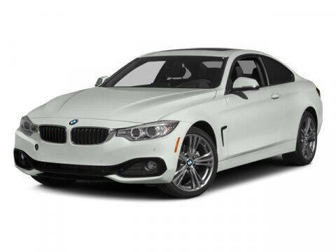 2014 BMW 4 Series for sale at Karplus Warehouse in Pacoima CA