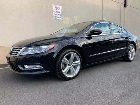 2013 Volkswagen CC for sale at International Auto Sales in Hasbrouck Heights NJ