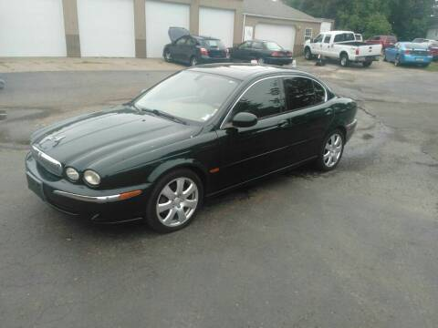 2004 Jaguar X-Type for sale at Jim's Hometown Auto Sales LLC in Byesville OH