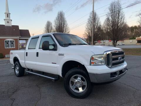 2005 Ford F-250 Super Duty for sale at Mike's Wholesale Cars in Newton NC