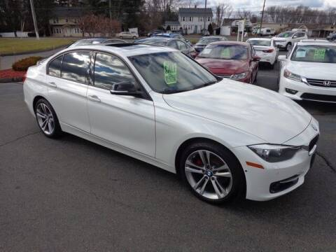 2015 BMW 3 Series for sale at BETTER BUYS AUTO INC in East Windsor CT
