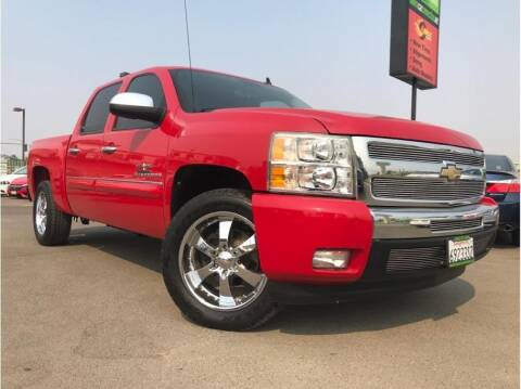 2011 Chevrolet Silverado 1500 for sale at MADERA CAR CONNECTION in Madera CA