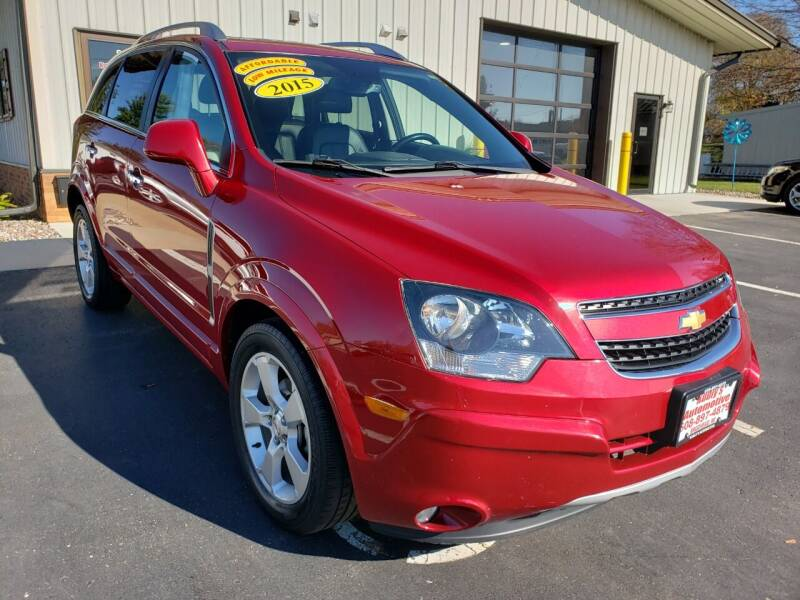 2015 Chevrolet Captiva Sport for sale at Kubly's Automotive in Brodhead WI