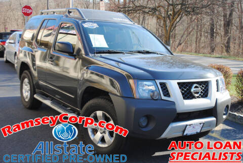 2011 Nissan Xterra for sale at Ramsey Corp. in West Milford NJ