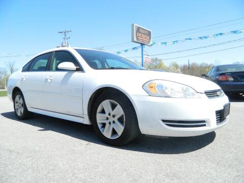 2010 Chevrolet Impala for sale at Auto House Of Fort Wayne in Fort Wayne IN