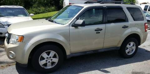 2011 Ford Escape for sale at Klassic Cars in Lilburn GA
