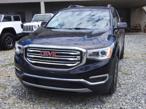 2018 GMC Acadia for sale at Caribbean Auto Mart in St Thomas VI