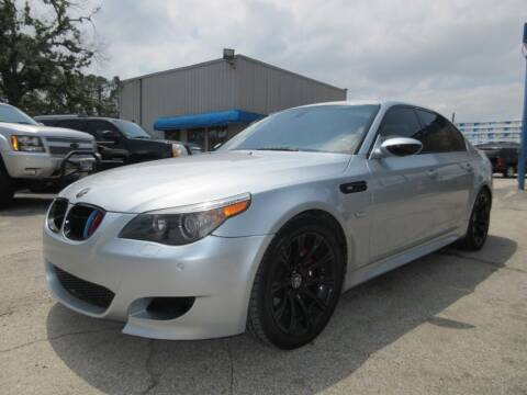 2006 BMW M5 for sale at Quality Investments in Tyler TX