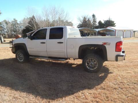 2008 Chevrolet Silverado 2500HD for sale at Wheels Unlimited in Smith Center KS