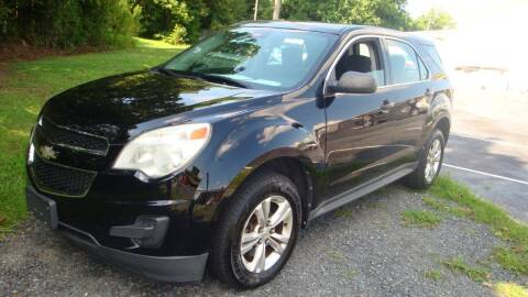 2012 Chevrolet Equinox for sale at Glory Motors in Rock Hill SC