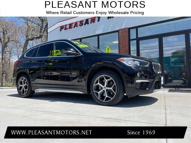 2018 BMW X1 for sale at Pleasant Motors in New Bedford MA
