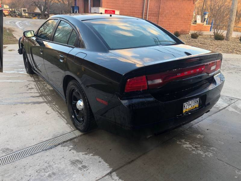 2014 Dodge Charger Police 4dr Sedan - West Alexander PA