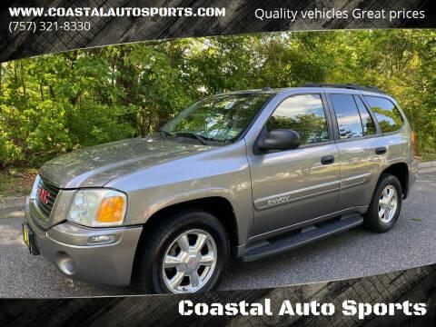 2005 GMC Envoy for sale at Coastal Auto Sports in Chesapeake VA