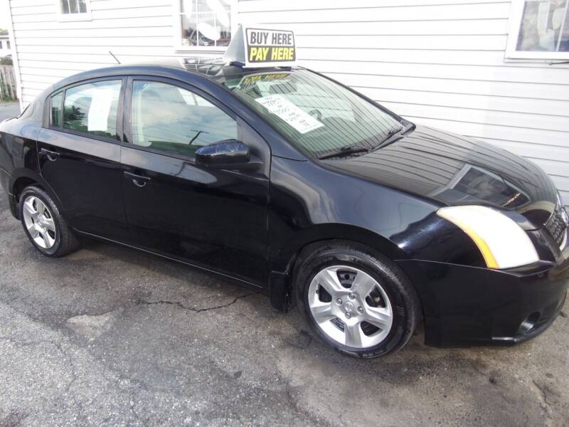 2009 Nissan Sentra for sale at Fulmer Auto Cycle Sales - Fulmer Auto Sales in Easton PA