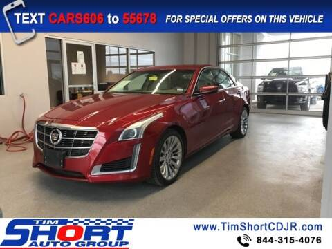 2014 Cadillac CTS for sale at Tim Short Chrysler in Morehead KY