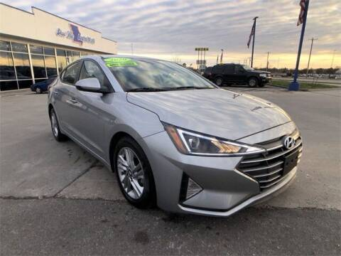 2020 Hyundai Elantra for sale at Show Me Auto Mall in Harrisonville MO