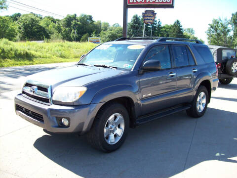 2006 Toyota 4Runner for sale at Summit Auto Inc in Waterford PA