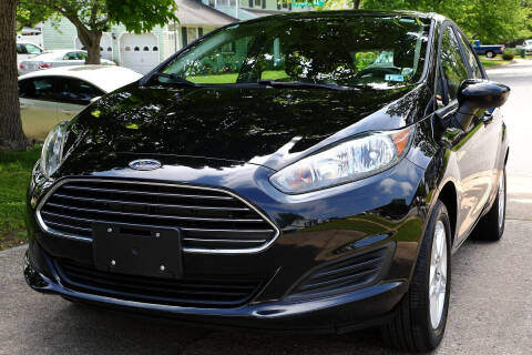 2017 Ford Fiesta for sale at Prime Auto Sales LLC in Virginia Beach VA
