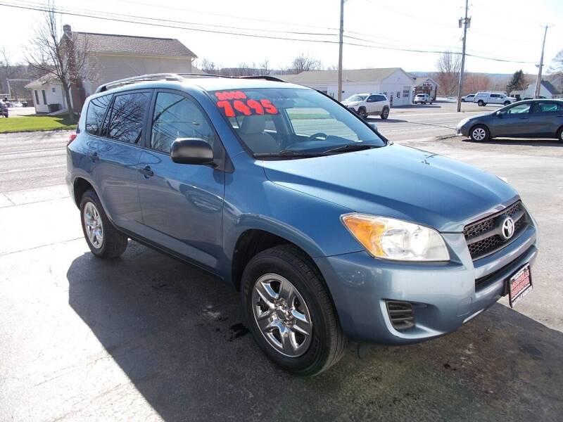2009 Toyota RAV4 for sale at Dansville Radiator in Dansville NY