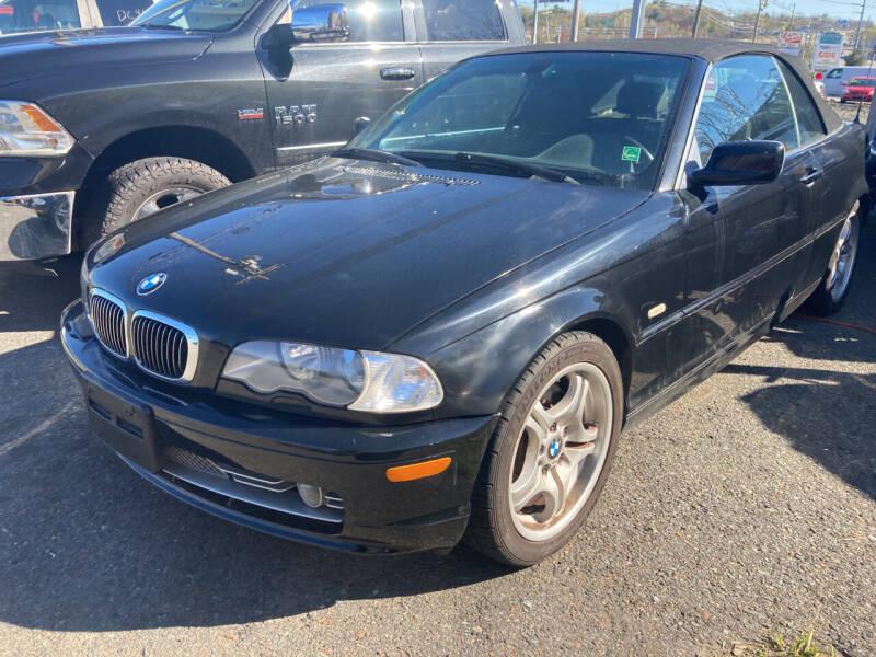 2003 BMW 3 Series for sale at 222 Newbury Motors in Peabody MA