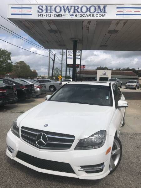 2014 Mercedes-Benz C-Class for sale at Showroom Auto Sales of Charleston in Charleston SC