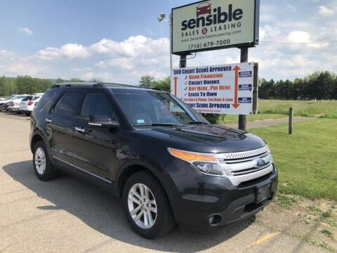 2015 Ford Explorer for sale at Sensible Sales & Leasing in Fredonia NY