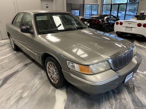 2001 Mercury Grand Marquis for sale at Crossroads Car & Truck in Milford OH