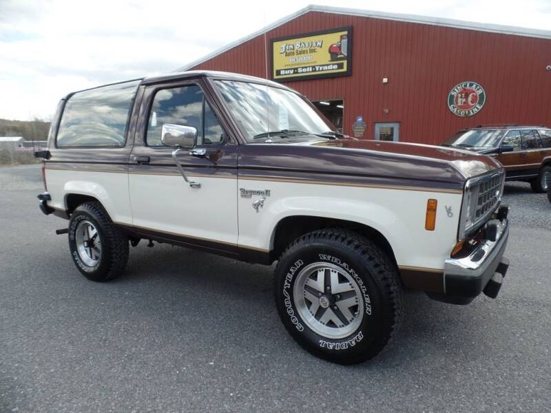 1986 Ford Bronco II for sale in Johnstown, PA