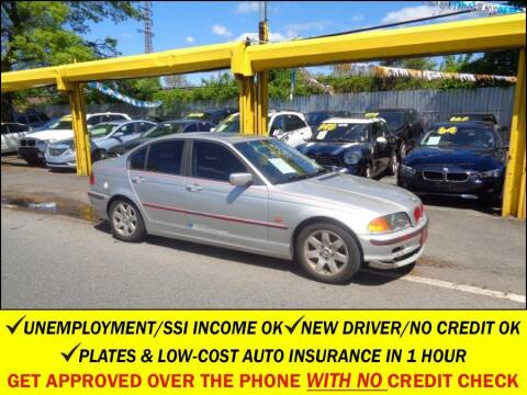 2001 BMW 3 Series for sale at AUTOFYND in Elmont NY