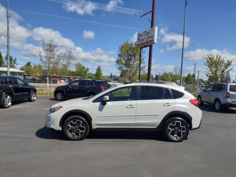 2014 Subaru XV Crosstrek for sale at New Deal Used Cars in Spokane Valley WA