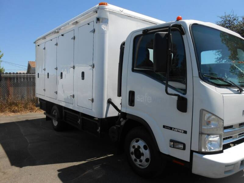 2014 Isuzu NPR-HD for sale at Armstrong Truck Center in Oakdale CA