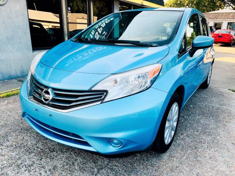 2015 Nissan Versa Note for sale at Auto Space LLC in Norfolk VA
