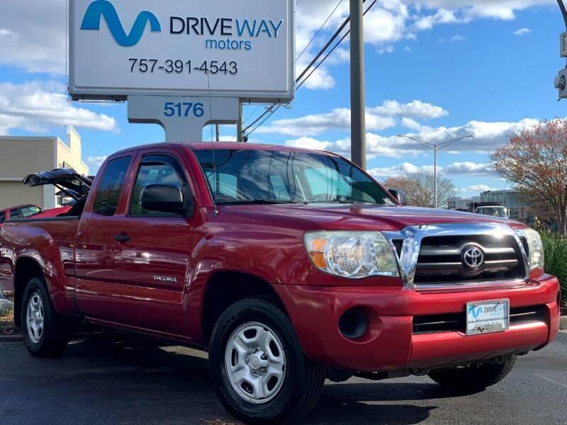 2007 Toyota Tacoma for sale at Driveway Motors in Virginia Beach VA
