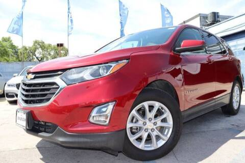 2018 Chevrolet Equinox for sale at OCEAN AUTO SALES in Miami FL