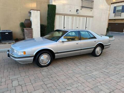 1993 Cadillac Seville for sale at California Motor Cars in Covina CA
